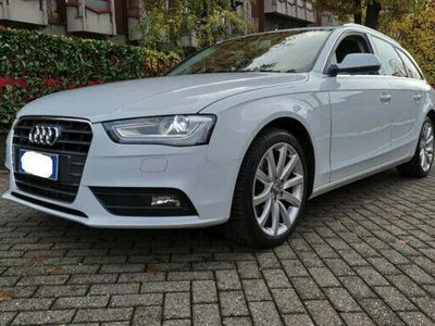 usata Audi A4 Avant 2.0 TDI 177 CV quattro S tronic edition