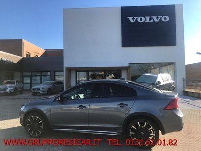 brugt Volvo S60 CC D4 AWD Geartronic CONTO VENDITA