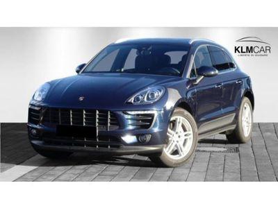 brugt Porsche Macan S Diesel *PANO*PDC*NAVI*