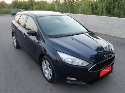 brugt Ford Focus MY 2016 STW 1.5 TDCI 95 CV S&S COME NUOVA EURO 6/B
