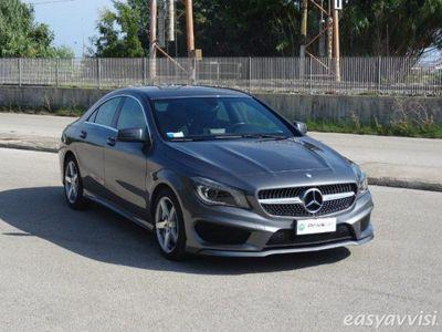 second-hand Mercedes CLA220 cdi automatic premium diesel