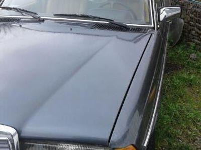 gebraucht Mercedes 240 d=carrofunebre= carrofunebre diesel