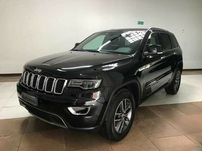 usata Jeep Grand Cherokee 3.0 V6 CRD 250 Multijet Limited