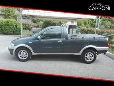 gebraucht Fiat Strada 1.9 JTD Pick-up 'Malibù'