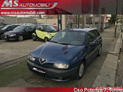 gebraucht Alfa Romeo 145 1.4i 16V Twin Spark cat L*48.000km*Unicoproprietar