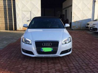 usata Audi A3 Cabriolet 2.0 TDI F.AP. Attraction