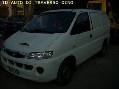 used Hyundai H-1 2.5 TDI PL Van 3 posti