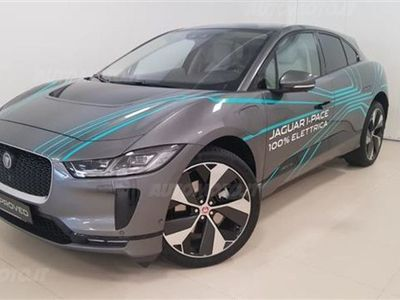 usata Jaguar I-Pace EV kWh 400 CV Auto AWD First Edition nuova a Lodi