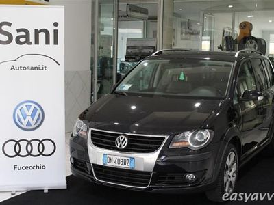 brugt VW Touran Cross 2.0 TDI DPF UNICO PROPRIETARIO
