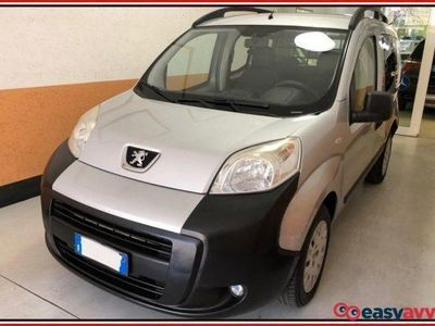 used Peugeot Bipper TEPEE -OMOLOGATA AUTOCARRO- 1.3 HDi 75cv