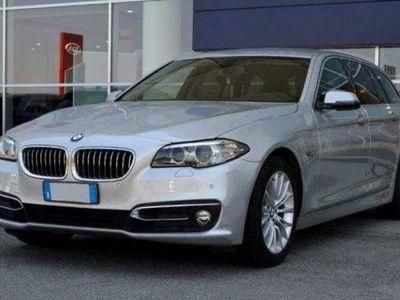 usata BMW 518 Serie 5 F11 Touring d touring Luxury 143cv E6