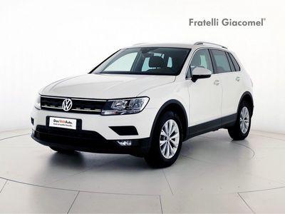 usata VW Tiguan 2.0 tdi Business 4motion 150cv dsg