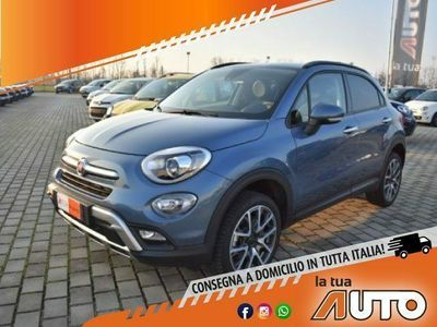 usata Fiat 500X 1.4 MAIR 140CV CITY CROSS 4X4 AT9 NAVI
