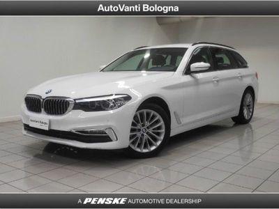 usata BMW 520 Serie 5 Touring (G30/G31) d xDrive Touring Luxury
