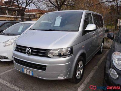 brugt VW Multivan 2.0 bitdi 180cv dsg highline diesel