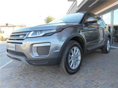 usata Land Rover Range Rover evoque 2.0 TD4 150 CV 5p.SE-XENON-NAVY-PRONTA C