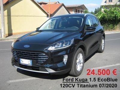 usata Ford Kuga 1.5 120CV Titanium FULL KM0 07-2020