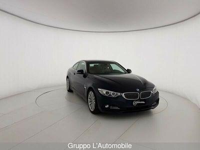 usata BMW 420 d coupe Luxury 184cv auto