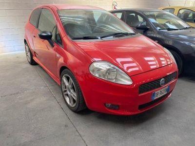 usata Fiat Grande Punto 1.9 MJT 130 CV 3 porte Sport rif. 13358249