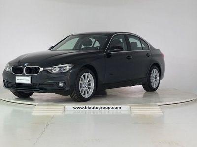 usado BMW 316 Serie 3 Touring d Business Advantage aut. nuova a Settimo Torinese