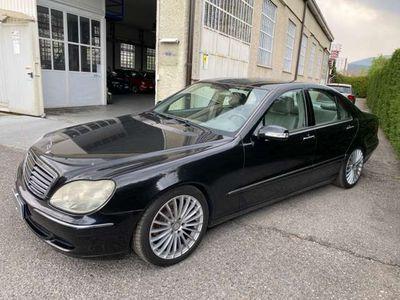 usata Mercedes S320 -