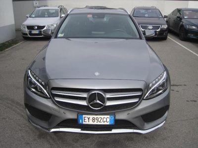 usado Mercedes C220 BlueTEC S.W. Automatic Premium