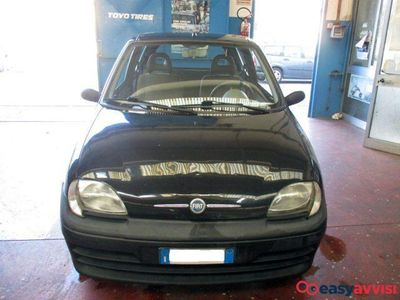 brugt Fiat Seicento 1.1