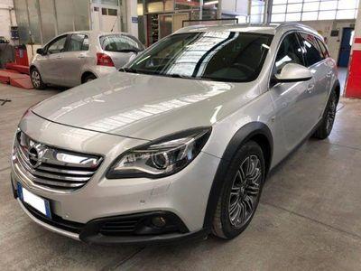 usata Opel Insignia Country Tourer 2.0 CDTI 4x4 163CV aut.