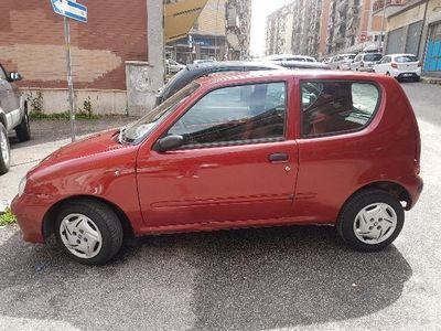 usata Fiat Seicento 1.1i cat Clima ok neopatentati
