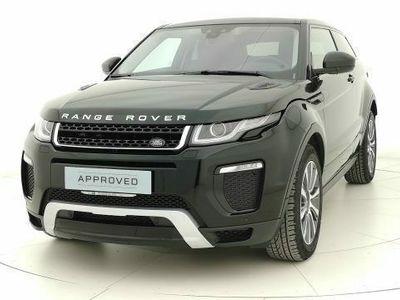 usata Land Rover Range Rover evoque 2.0 Sd4 240 CV Coupé SE Dynamic