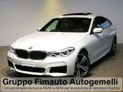usata BMW 630 d xDrive Gran Turismo Msport Aut.
