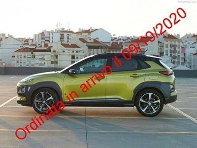 usata Hyundai Kona 1.6 T-GDI 4WD DCT XPrime
