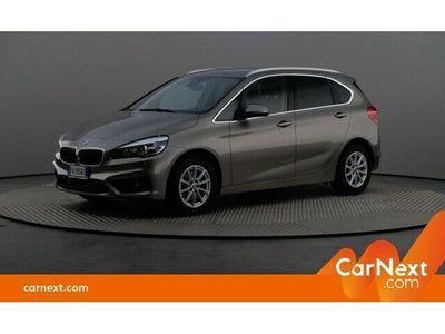 usata BMW 216 Active Tourer 2 Serie D Advantage