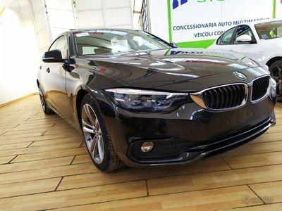 usata BMW 418 Serie 4 Gran Coupé Sport150CV - 2019