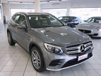 usata Mercedes E350 GLC suv4Matic Premium usato