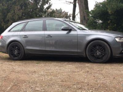 brugt Audi A4 5ª serie - 2012 136cv Diesel
