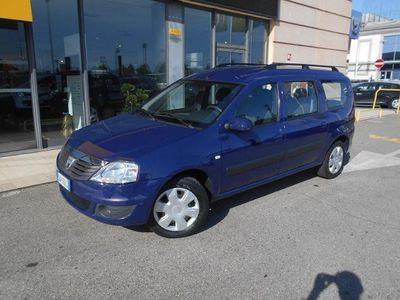 brugt Dacia Logan MCV 1.6 5 posti Lauréate
