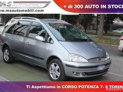 used Ford Galaxy 1.9 TDI (130CV) cat Ghia