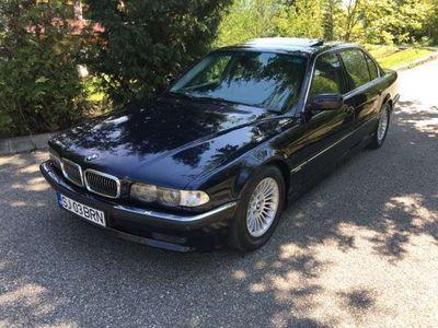usata BMW 740L 740 i