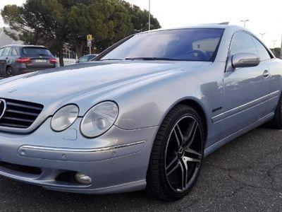używany Mercedes CL500 CL 500 cat