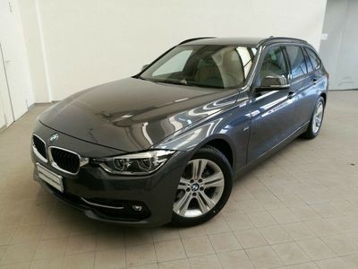 usata BMW 320 d Efficient Dynamics Touring Sport
