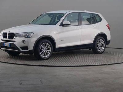 usata BMW X3 Xdrive 20d 4x4