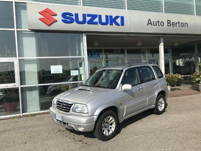 usata Suzuki Grand Vitara turbodiesel 16V cat S.W. Freestyle L del 2005 usata a Creazzo