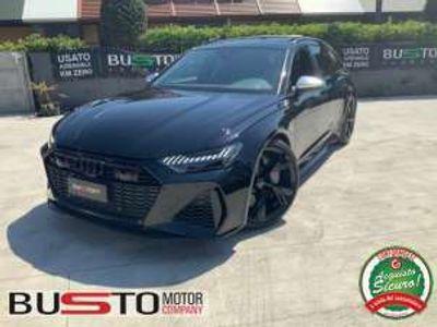usata Audi RS6 V8 - BLACK EDITION KM0 - ITALIANA Elettrica/Benzina