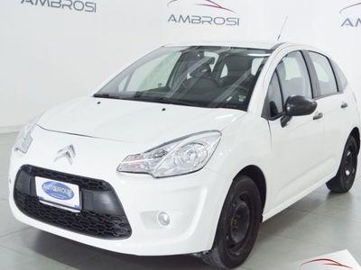 brugt Citroën C3 1.4 HDi 70CV FAP Van Attractio