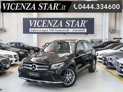 usata Mercedes GLC220 d 4matic premium amg