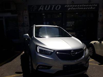 usata Opel Mokka X 1.6 CDTI Ecotec -GARANZIA - NAVI-LED-