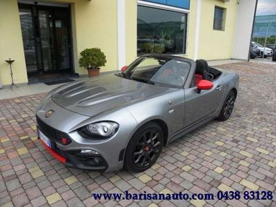 usata Abarth 124 Spider 124 Spider1.4 Turbo MultiAir AT 170 CV