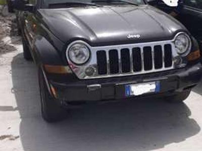 usata Jeep Cherokee 2.8 CRD Limited 4x4