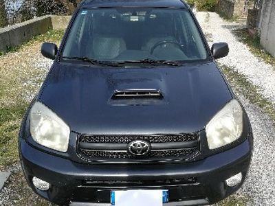 brugt Toyota RAV4 2.0 Tdi D-4D cat 5 porte Sol 4X4- 2005